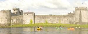 kayaking limerick