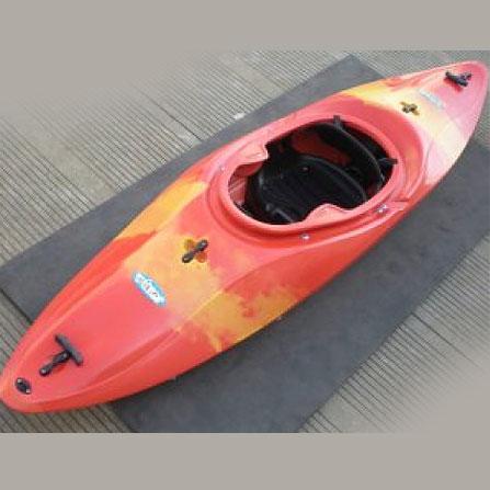Winner Storm White Water Kayak