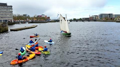 FREE Watersports at the Hunt Museum Limerick on Culture Night